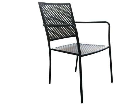 outdoor metal furniture a great choice metal patio chairs carehomedecor