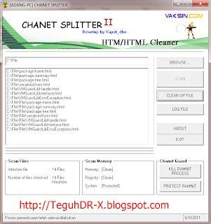 membuat virus ramnit download chanet splitter sikecil penangkal virus ramnit