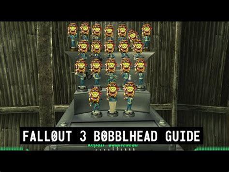 bobblehead xbox 360 fallout 4 barter bobble guide easy