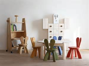 Kids Bedroom Chair | ecological and funny furniture for kids bedroom by
