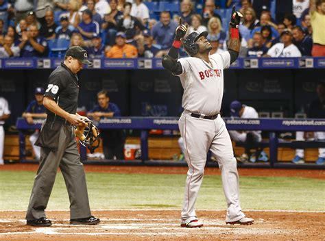 David Ortiz Home Runs by David Ortiz Becomes Newest Member Of 500 Home Run Club