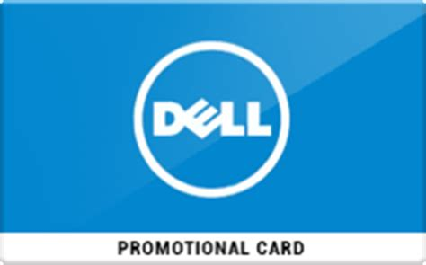 Dell Promotional Gift Card - sell dell promotional e gift cards raise