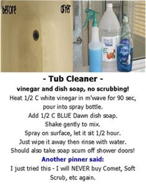 How To Clean Shower Doors With Vinegar 1000 Ideas About Vinegar Shower Cleaner On Swiffer Refill Vinegar And Soap Scum