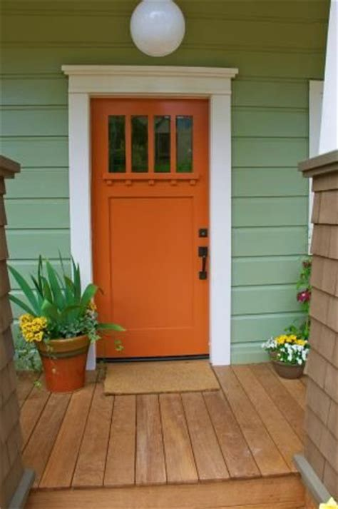 ideas for front door colors 17 best ideas about orange front doors on orange door colored front doors and