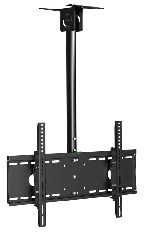 Adjustable Tv Ceiling Mount by Flat Tv Ceiling Mount Adjustable Pole Angle 32 Quot 55 Quot Tilt