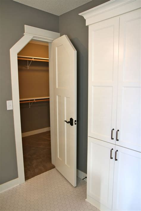 dormer storage ideas clipped closet door this might work for closets in the