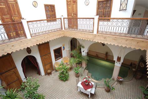maison marocaine avec patio classement des riads les plus appr 233 ci 233 s du maroc sur vos