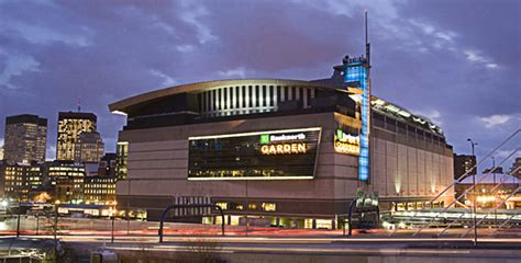 Td Garden Boston by Bring The Afl To Boston Td Garden