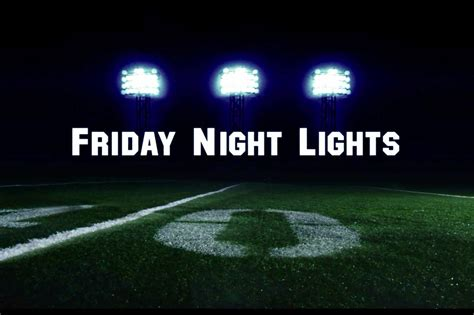 On Friday Lights by The 10 Best Football Of All Time Reader S Digest