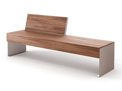 zen bench zen bench with back by lab23