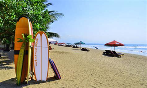 de stranden van bali indonesie