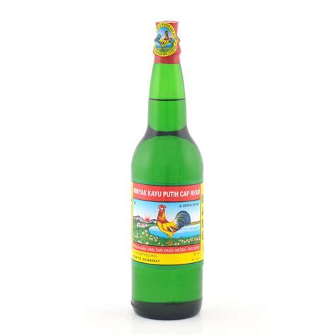 Minyak Kayu Putih Ayam minyak kayu putih cap ayam 620 ml botol beling elevenia