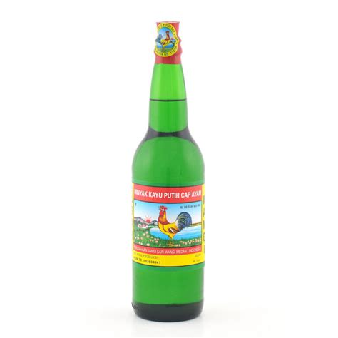 Minyak Kayu Putih Ayam Jago minyak kayu putih cap ayam 620 ml botol beling elevenia