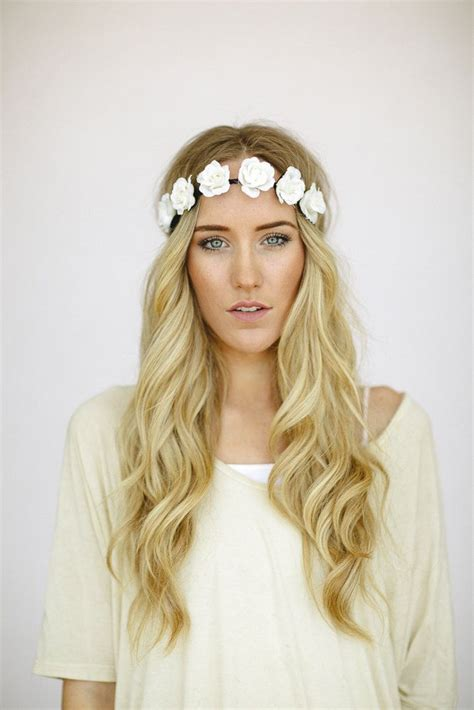 hair styes for girls with loom bands 25 best ideas about flower headband hairstyles on