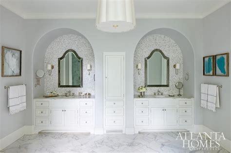 attic bathroom ideas cottage bathroom atlanta homes lifestyles arched nooks cottage bathroom atlanta homes lifestyles