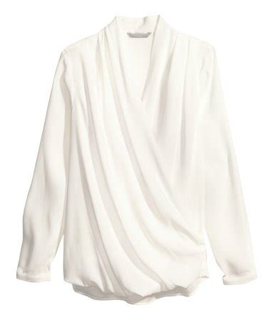 H M Draped Blouse 301 Moved Permanently