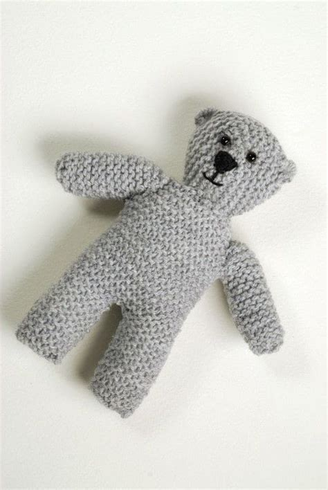 knitted bear extract  knitted bears  dressed