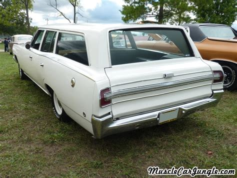 1968 plymouth station wagon 1968 plymouth satellite station wagon rear left