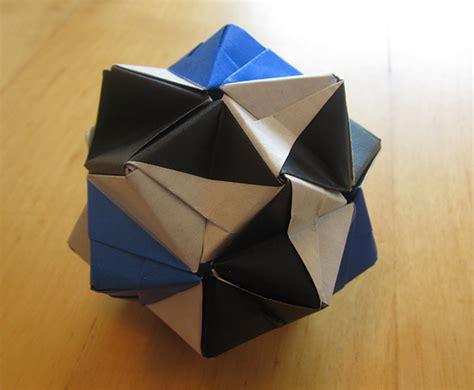 origami inspirations books origami icosahedron