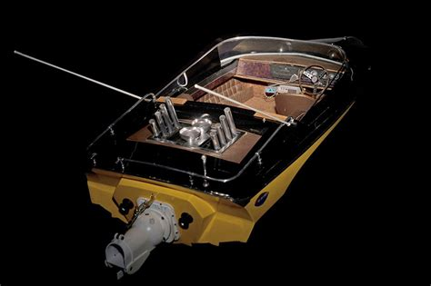 glastron boat james bond movie incredibly detailed fanmade glastron carlson cv21 live and