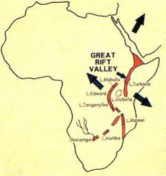 The width of the rift varies between30 100kms and the depth also