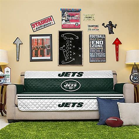 ohio state futon cover buy nfl new york jets sofa cover from bed bath beyond