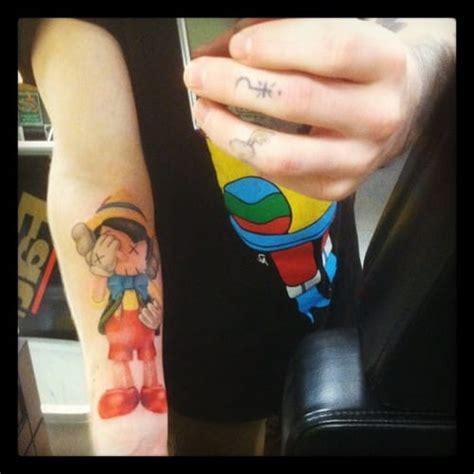 pinocchio tattoo 10 pinocchio tattoos tattoodo
