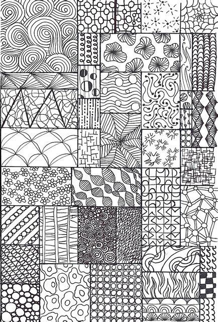 pattern ideas 25 best ideas about zentangle patterns on
