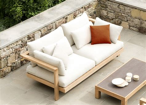 Tribu Pure Garden Sofa   Tribu Furniture At Go Modern