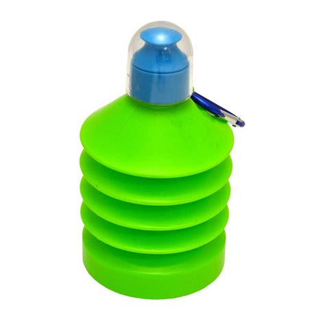 expanding in water buy small 500ml expandable shrinkable plastic water bottle