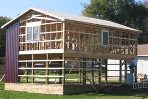 two story pole barn 2 story pole barn house floor plans trend home design