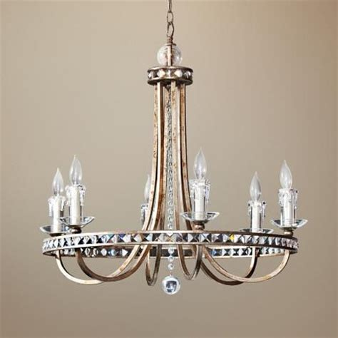 Candice Olson Aristocrat 6 Light Chandelier Let There Be Candice Chandeliers