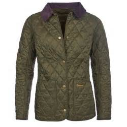 barbour annandale quilted jacket linnell countrywear