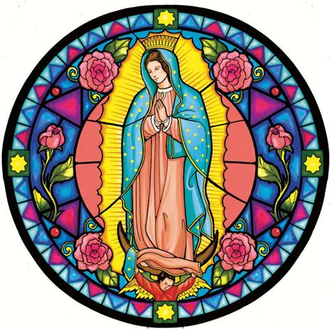 Stiker St Stich Isi 12 our of guadalupe jigsaw puzzle puzzlewarehouse