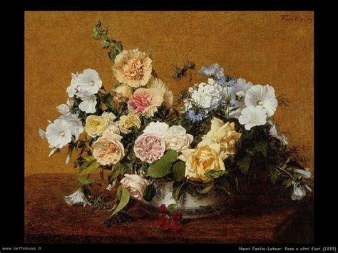 fiori nella pittura henri fantin latour pittore biografia opere settemuse it
