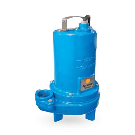 Pompa Submersible Non Clogging Barmesa Pumps Barmesa 2bse51ss Submersible Non Clog