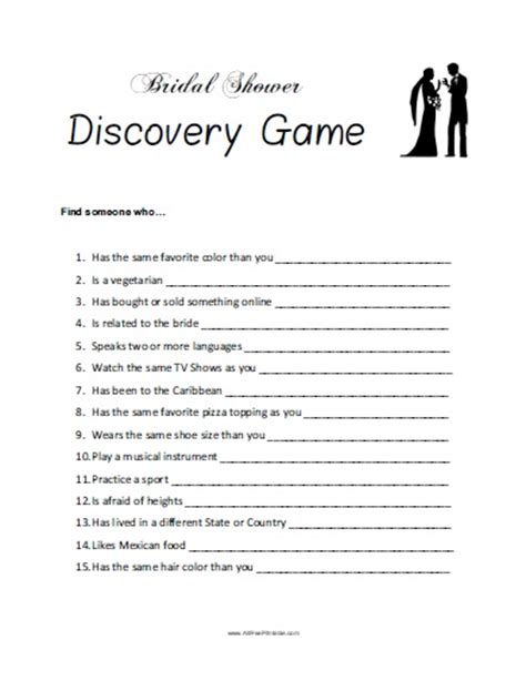 printable bridal shower games for free bridal shower games free printable allfreeprintable com