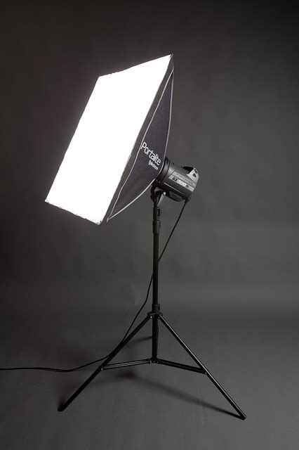 Lighting Equipment For Video Production Be On Air