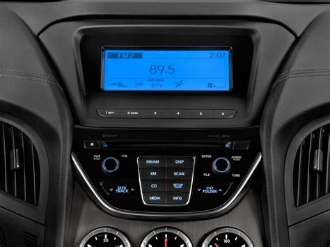 Hyundai Genesis Sound System by 2013 Hyundai Genesis Coupe Pictures Photos Gallery The
