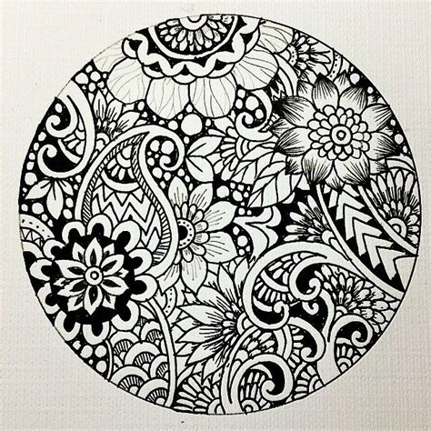 imagenes zentangle 17 mejores ideas sobre estados zentangle en pinterest