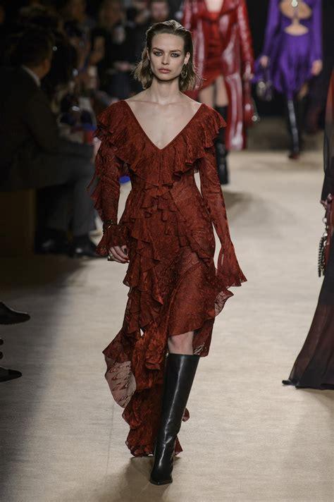 Milan Fashion Week Roberto Cavalli by Roberto Cavalli At Milan Fashion Week Fall 2018 Every