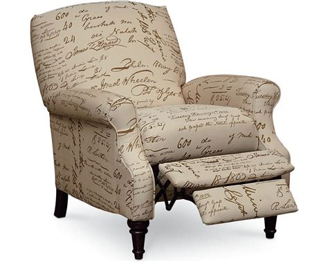 Petersen Hagge Furniture by High Leg Recliner Recliners Furniture
