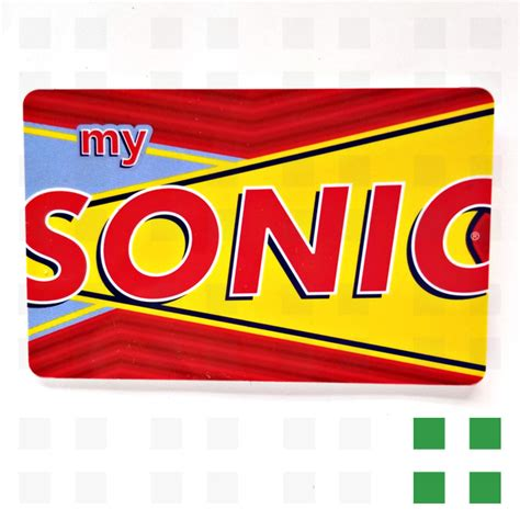 Gift Card Self Checkout - sonic gift card 10 frosted leaf federal