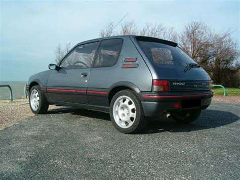 Peugeot 205 Gti Carpet steel grey green seats carpets general car chat