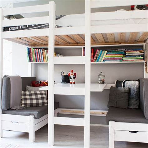 teen bunk beds how to achieve harmony in a small bedroom with diy