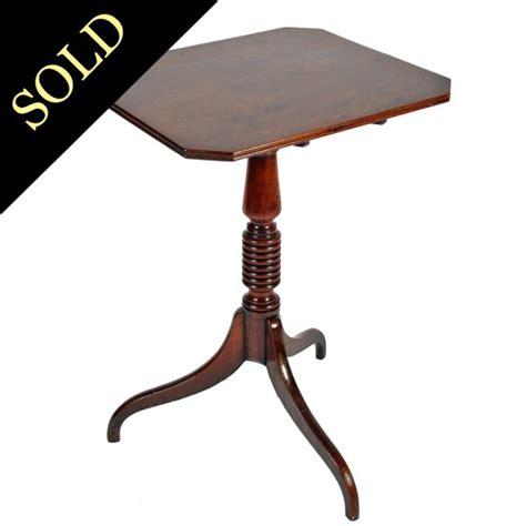 antique georgian table georgian tip top table george