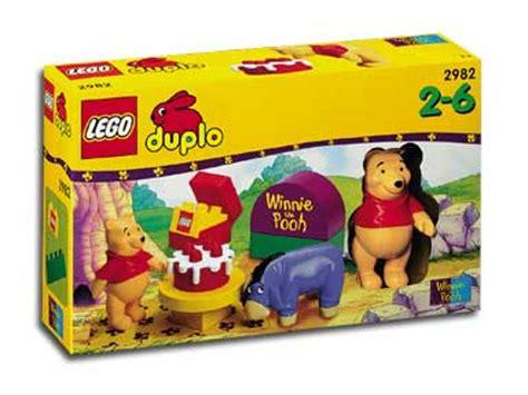 Lego Duplo Eeyore Winnie The Pooh Friend 2982 eeyore s birthday brickipedia fandom