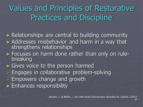 san francisco unified school district restorative
