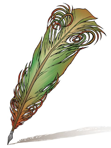 tattoo pen png feather pens on pinterest pens feathers and quill