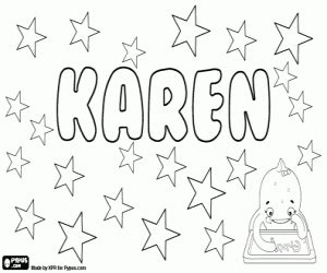 coloring pages of the name kate girl names with k coloring pages printable games
